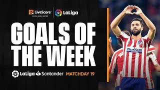 Goals of the Week: Martí's volley and Felipe's winner