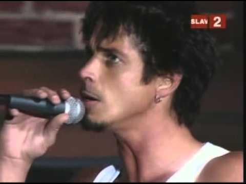 Audioslave - Like a Stone (Live on Broadway) 11-25-02