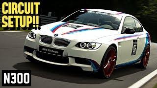 GT SPORT - [N300] BMW E92 M3 *CIRCUIT* Setup!!