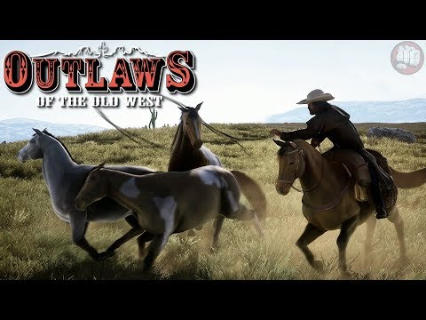 My Horse | Outlaws of the Old West Gameplay | S1 EP6