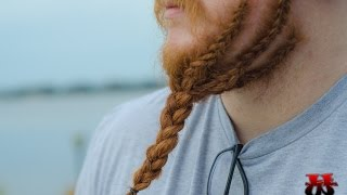 GoPro Time Lapse: Corn Rows In A Ginger Beard