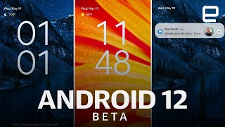 Android 12 Beta hands-on: A refreshing facelift