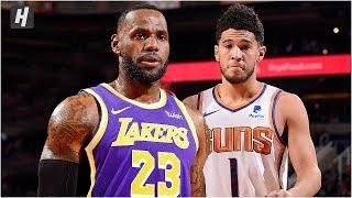 Los Angeles Lakers vs Phoenix Suns - Full Game Highlights | November 12, 2019 | 2019-20 NBA Season