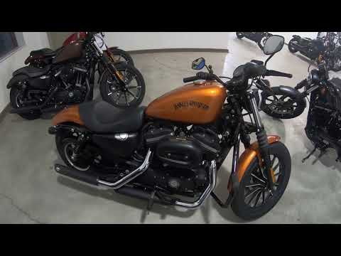 2014 Harley Davidson Sportster Iron 883 XL 883N