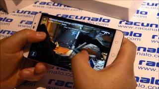 Coolpad Modena E501_EU - video test (26.08.2015)