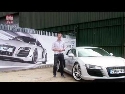 Audi R8 GT: Part one