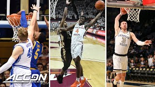 2019 ACC Basketball Top 5 Plays Of The Week:  Week 13
