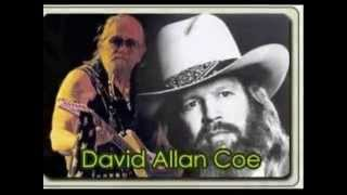 The Ride by David Allan Coe from his 17 Greatest Hits album