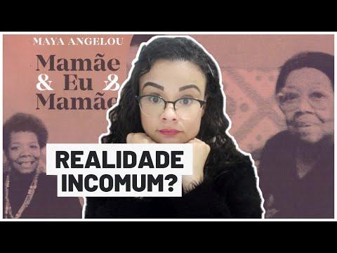 RESENHA: MAMÃE & EU & MAMÃE - MAYA ANGELOU | MUNDOS IMPRESSOS