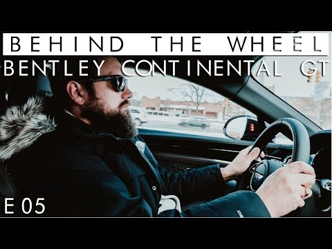 Our Bentley Continental GT First Edition is here | Behind the Wheel S01 // E05
