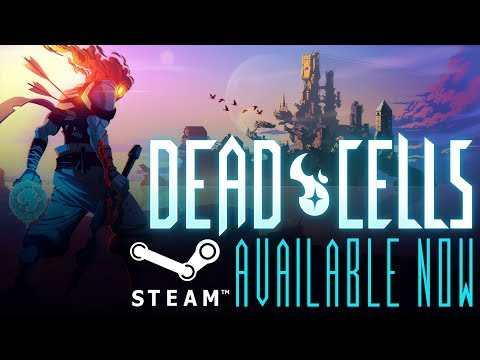 Dead Cells - Early Access Launch Trailer thumbnail