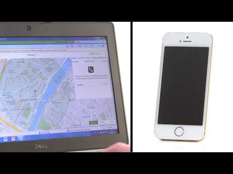 comment localiser un ipod touch perdu