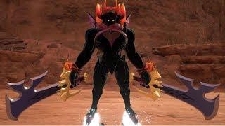 Kingdom Hearts III - Dark Inferno No Damage (Level 1 Critical Mode)