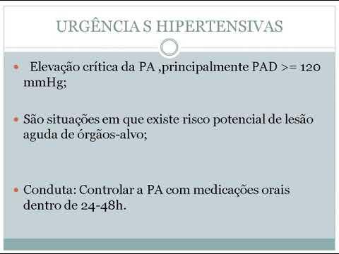 Tipo de hipertensão um grau 2