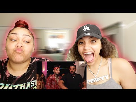 Chris Brown - No Guidance (Official Video) ft. Drake Reaction