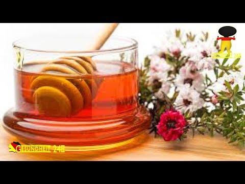 Manuka-Honig: Wirkung und Anwendung