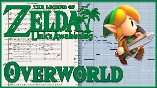 "New Transcription: ""Overworld Theme"" from Zelda: Link's Awakening HD (2019)"