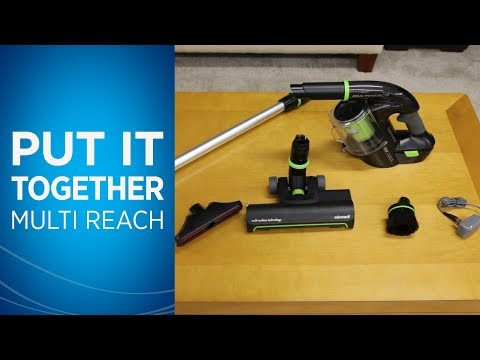 How to assemble your Multi Reach™ Video