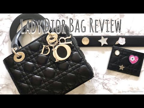 Lady Dior Bag Review