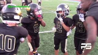 ✈️🏝☀️ Heir Football 8U vs. Arizona Suns (Full Game) Buckeye, AZ 2018
