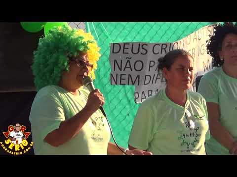APAE DE JUQUITIBA - Associação de Pais e Amigos dos Excepcionais realiza evento na Praça do Pac de Juquitiba