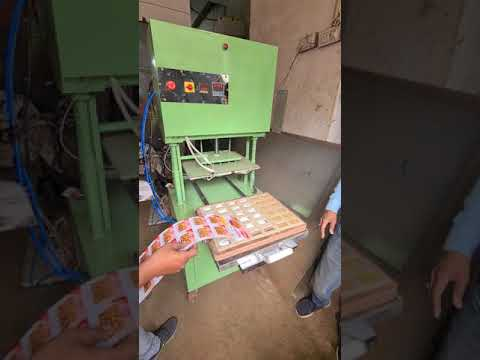 balistar packing machine