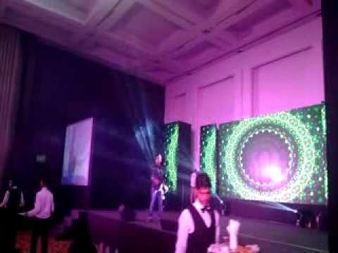 Aayo re aayo : Rajasthani song rendition Corporate event 2015