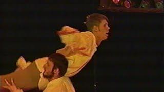 "2002 Dordt Talent Extravaganza - Act 5: ""Four Left Feet"""