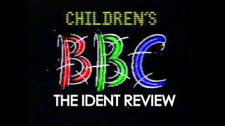 CBBC Idents - The Ident Review