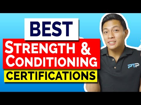 Best Strength and Conditioning Certifications in 2021 - YouTube