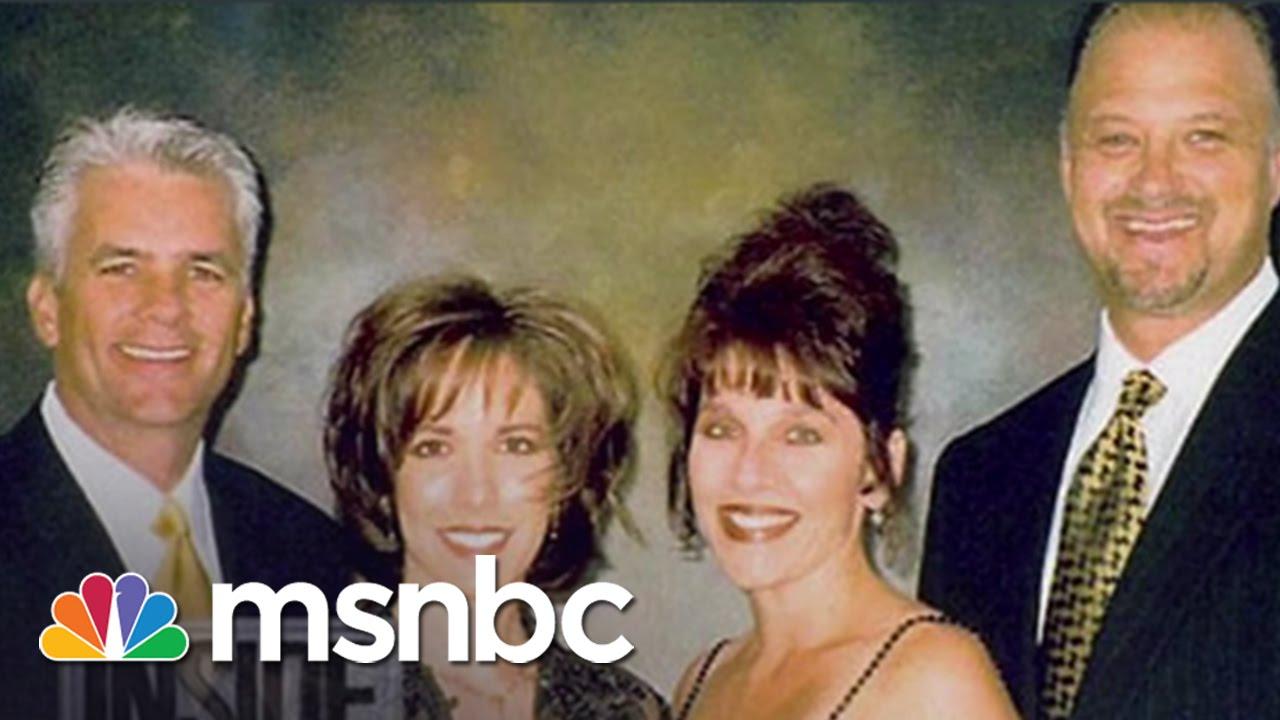 John Ensign Sex Scandal Remembered | Rachel Maddow | MSNBC thumbnail