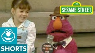 Sesame Street: Telly Interviews a Big Sister