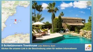 preview picture of video '5 Schlafzimmern Townhouse zu verkaufen in Llubi, Mallorca, Spain'