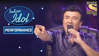 Anu Malik को Sunidhi ने दिया Duet Challenge | Indian Idol Season 5