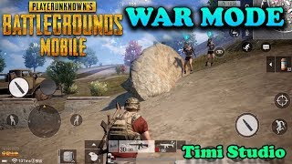 PUBG MOBILE - WAR MODE GAMEPLAY ( TIMI STUDIO ) - ULTRA GRAPHICS