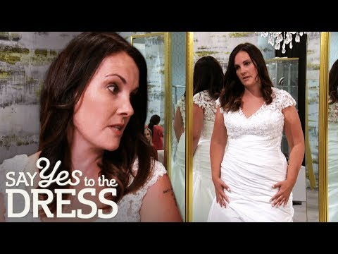 Bride Needs A Dress 6 Weeks Before The Wedding! | Say Yes To The Dress Canada