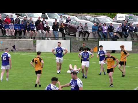 Fermanagh Senior Football - Club Players Final 1B - Devenish St Mary's v Erne Gaels Belleek