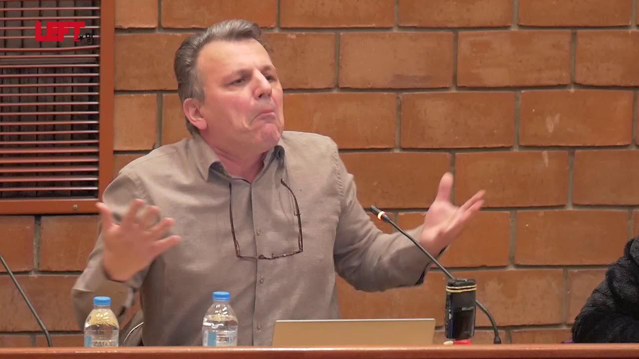 """Το """"Μακεδονικό"""" ζήτημα: Τότε και τώρα -Δημήτρης Χριστόπουλος"""