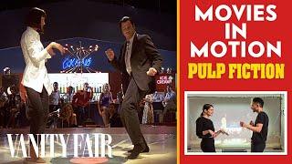Choreographers Break Down the Pulp Fiction Dance Scene | Movies in Motion | Vanity Fair