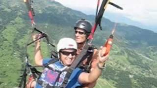 preview picture of video 'Paragliding Tandem flight above Pokhara nepal'
