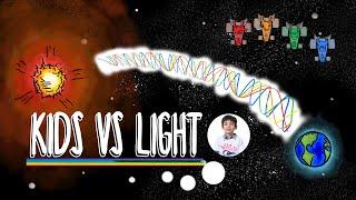 Kids vs Light: Why is the Sky Blue