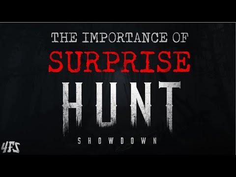 Hunt Showdown: The Importance of Surprise