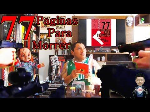 Review do livro 77 Páginas Para Morrer da Nversos (FULL HD)