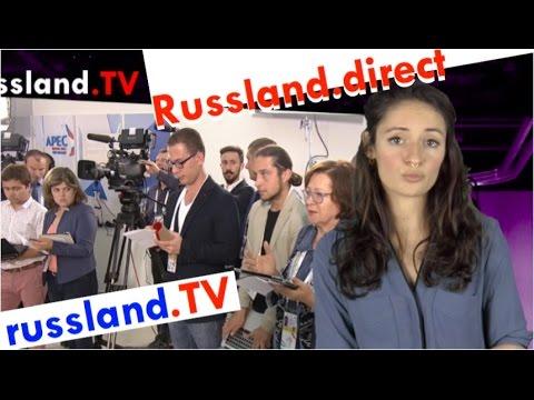 """""""Lügenpresse"""" in Russland? [Video]"""