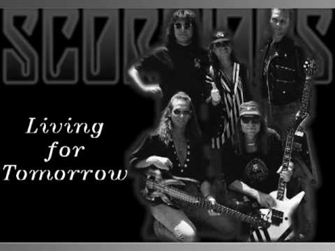 Scorpions - Living for Tomorrow