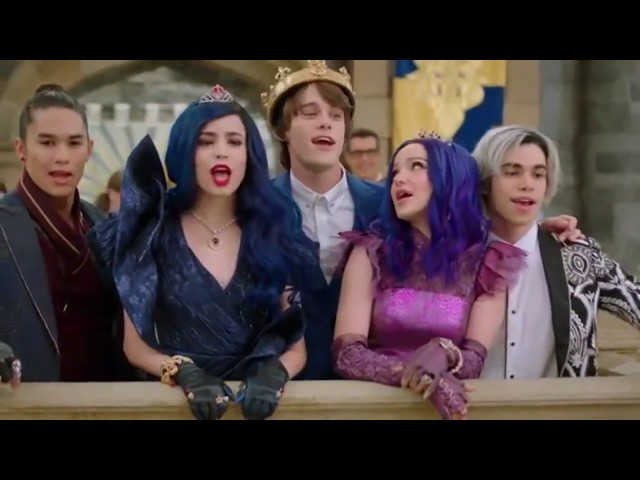 Descendants 3 Most Viewed Songs According To Disneymusicvevo