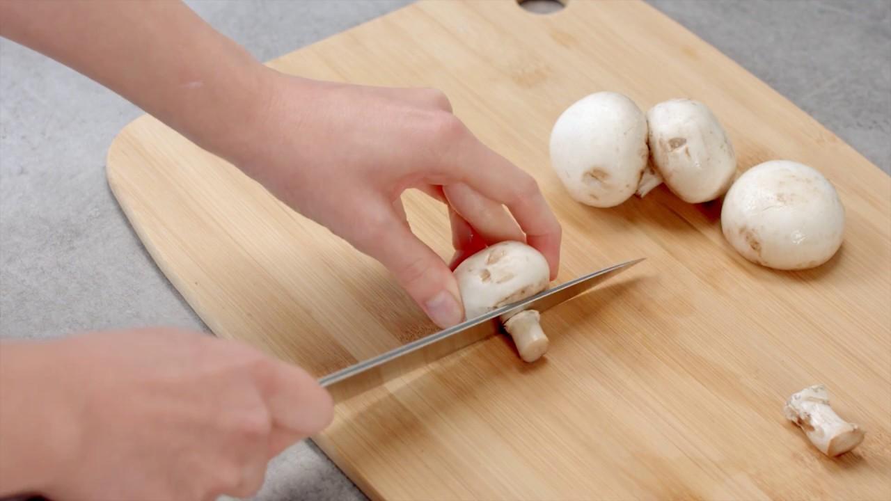 Recette Lasagnes aux champignons et à la crème de féta ...