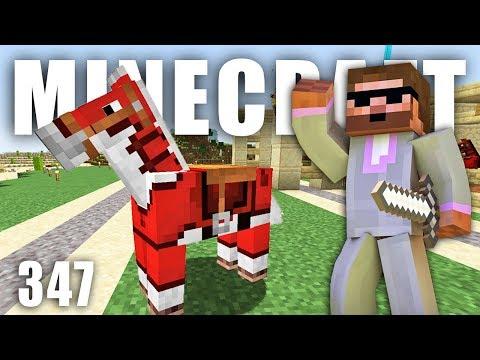 KONEČNĚ JE TADY 1.14! | Minecraft Let's Play #347