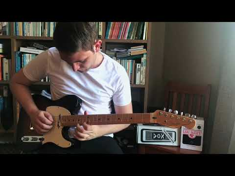 John mayer – gravity guitar cover