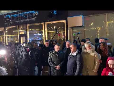 Видео: Кто не дал якутянам угостить Юрия Трутнева на Дальневосточной ярмарке?